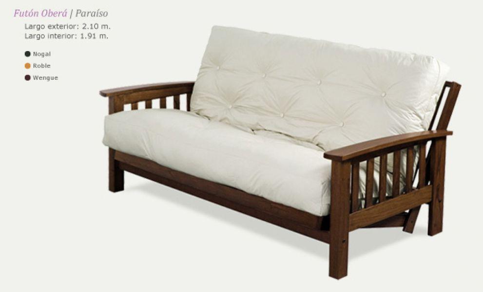 Wenceslao muebles futones y sillones cama for Imagenes de futones